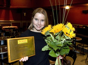 kulturpris2007 ahlcrona