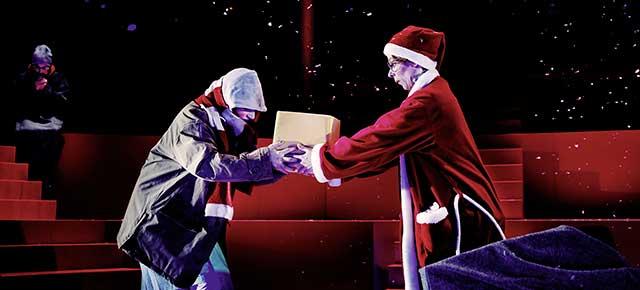 Julafton med Karl-Bertil Jonsson