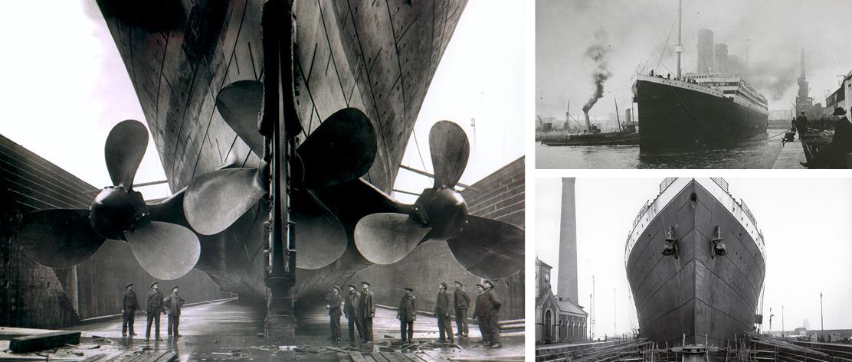 Titanicföremål från djupet