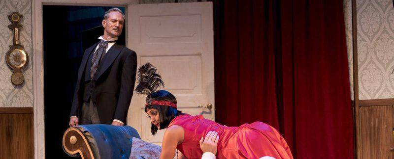 Robin Stegmar som Perkins Foto Cesare Righetti