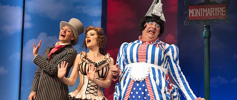 Crazy Christmas Cabaret på Tivoli