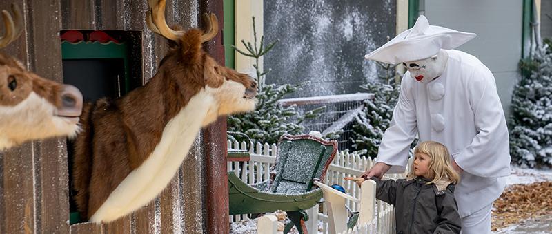 Jul på Bakken