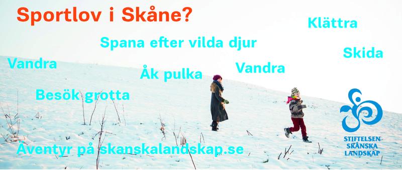 Sportlovskul i Skånska Landskap