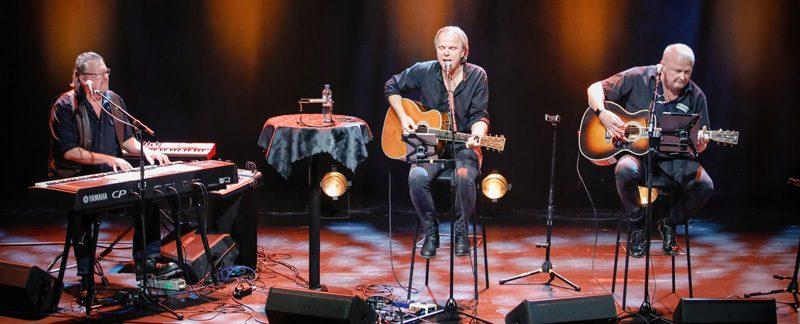 Konsert om Björn Afzelius på turné.