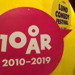 Lund Comedy Festival 10 år
