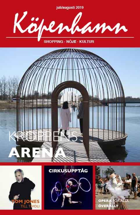 Nytt nummer Köpenhamn